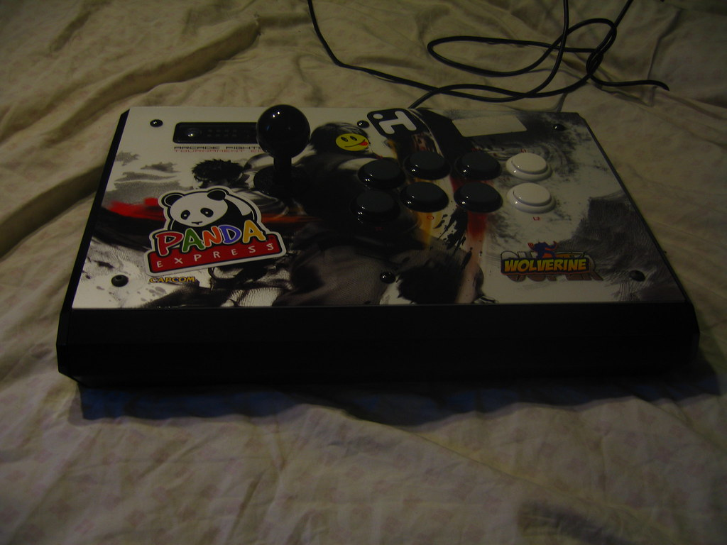 My Fightstick!
