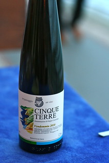 Cinque Terre white wine | by partie traumatic
