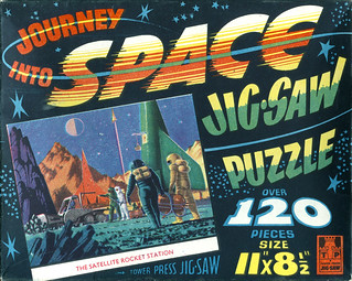 journey into space jigsaw puzzle   Jane McDevitt   Flickr
