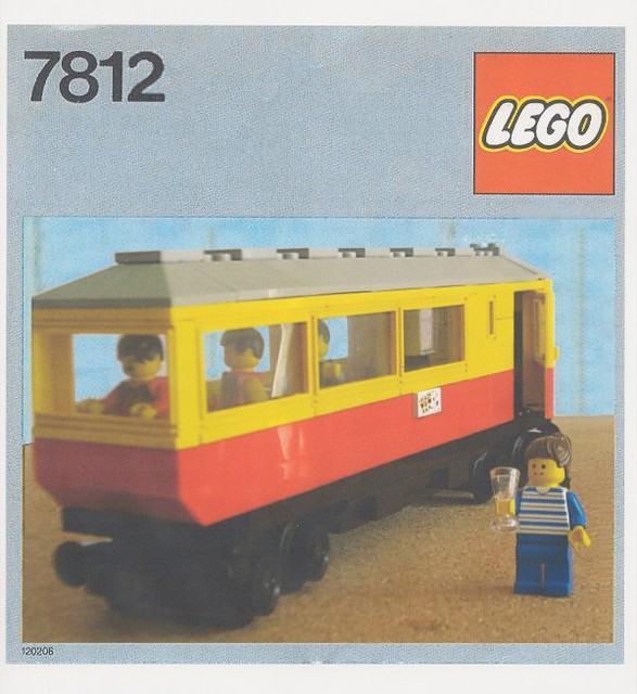 7812 Pullman Observation Car