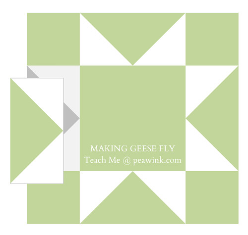 Making Geese Fly | by Jovita's Patchwork Atelier