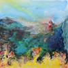 Figure On Hill