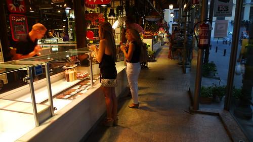 mercado de san miguel   by jon crel