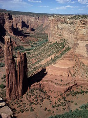 2012 santa fe canyon de chelly spider woman rock canyon 2