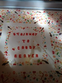 Candy Stairs Message #1 | by pbur