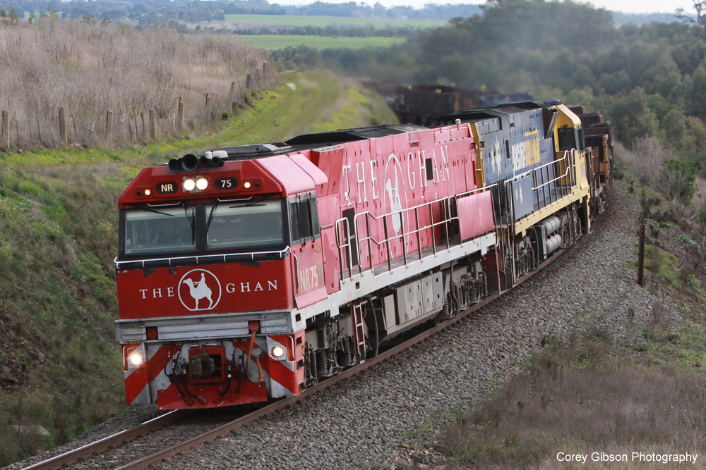 NR75 & NR57 with the 3PW4 steelie by Corey Gibson