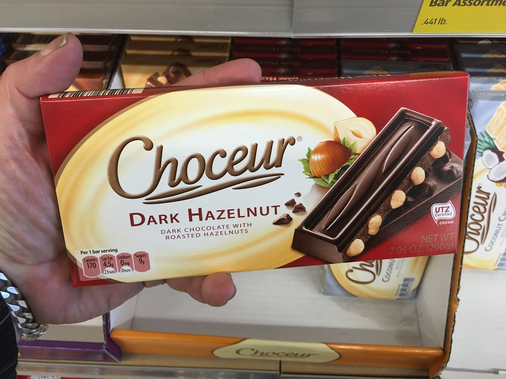 Choceur Chocolate Candy, Aldi Store Brand, 9/2016, pics by… | Flickr