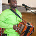 Lil' Nate and the Zydeco Big Timers at LSUE Community Day, April 21, 2012