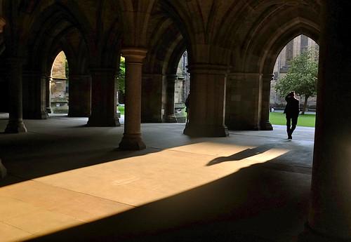 Shadows Glasgow University