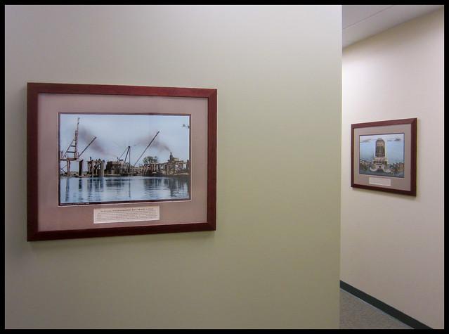 Newark Clinic Patient Corridor