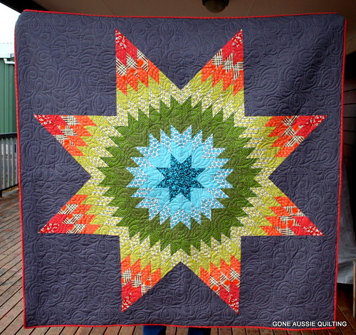 Lone Star Quilt | by goneaussiequilting