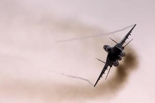 MIG 29 - RIAT 2012 | by Airwolfhound