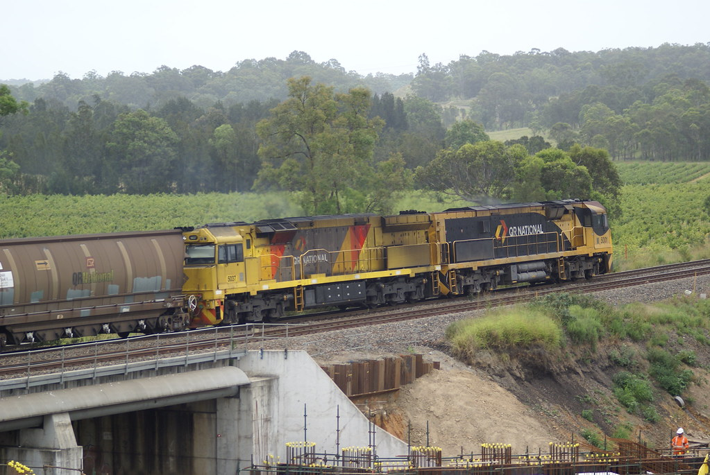 QRN to the mines by David Kimpton