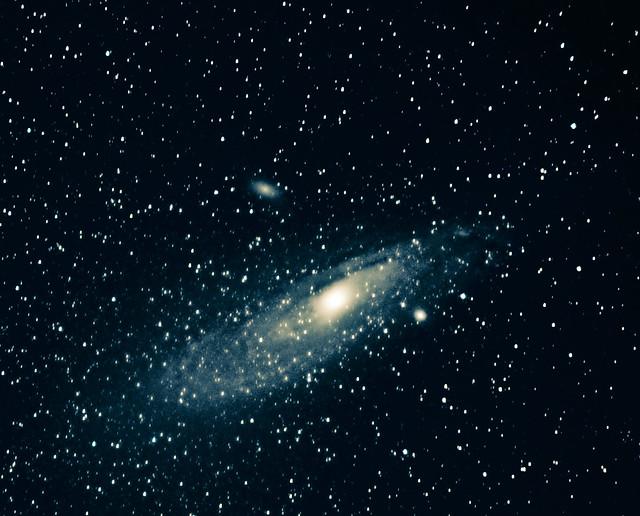 Andromeda Galaxy (Explored 22nd July 2012)