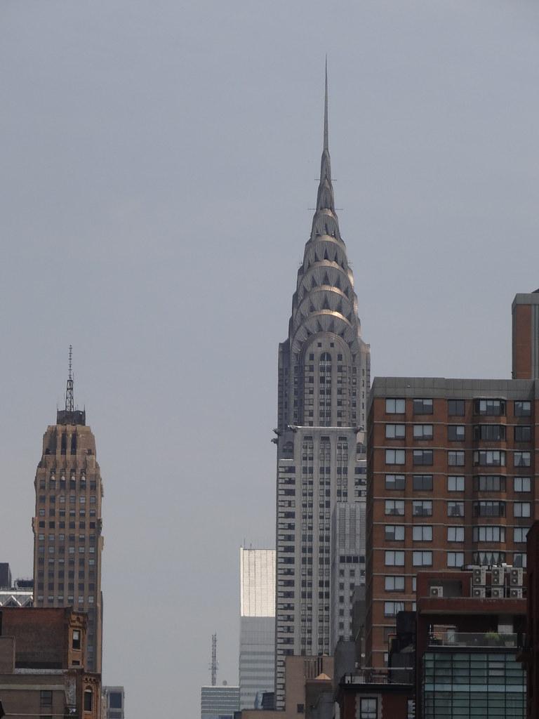 Chrysler Building (William van Alen) - Lexington Avenue - Manhattan NY {juli 2012}