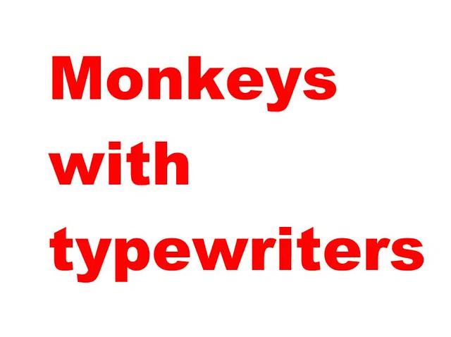 MonkeysWithTypewriters