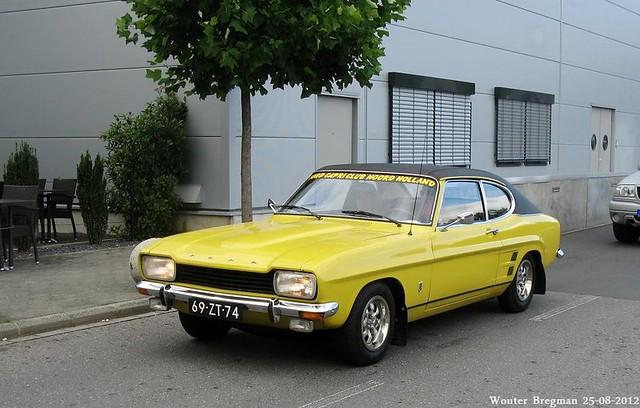 Ford Capri 1600 GT 1973