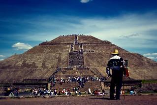 The Pyramid of the Sun | by Jorge Dalmau
