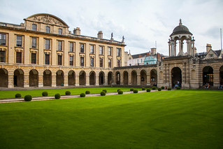 The Queen's College, Oxford | by simononly