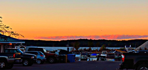 sunset ontario canada midland midlandharbour level1photographyforrecreation
