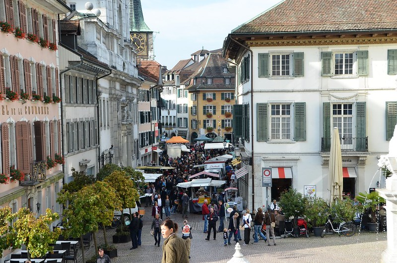 Hauptgasse, Solothurn