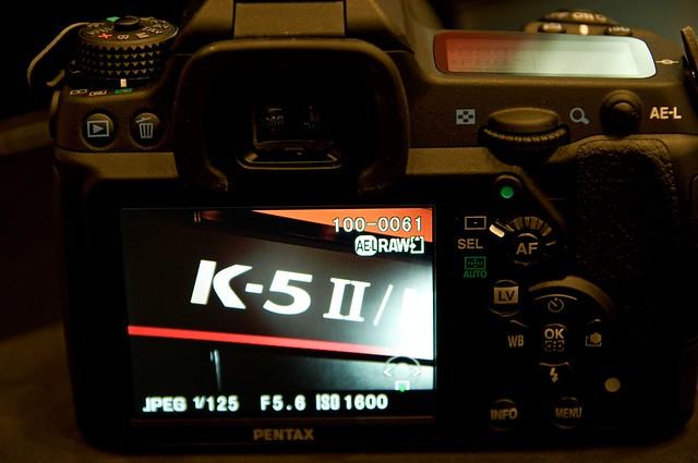 K‐5II / K-5IIs: PENTAX RICOH IMAGING
