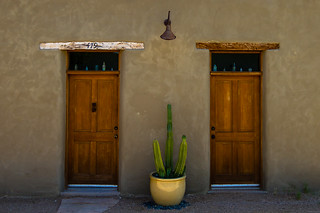 Two doors | by John Getchel Photography
