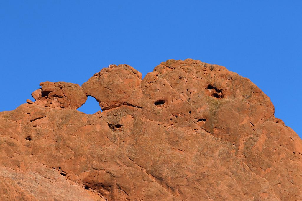 Kissing Camels Garden Of The Gods Colorado Springs Color