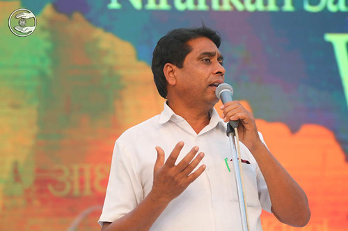Nand Lal from Kaushambi, expresses his views