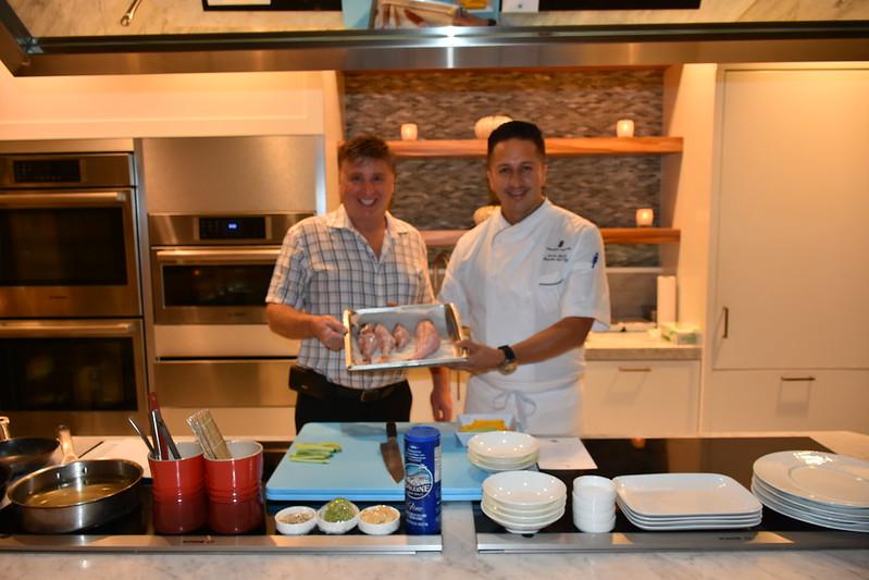 03-27-18  Photos Ritz Cooking Studio Lionfish  5