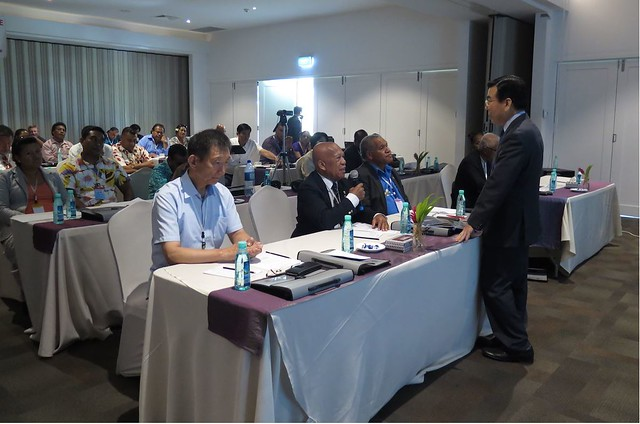 Fiji-2018-02-04-First Oceania Leadership Conference Held in Fiji