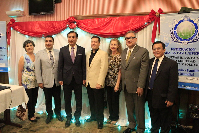 Paraguay-2017-12-21-UPF-Paraguay Holds 2017 Year-End Event for Ambassadors for Peace