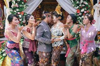 Dewa Agung Surya & Dewa Ayu Yunita | by gungws