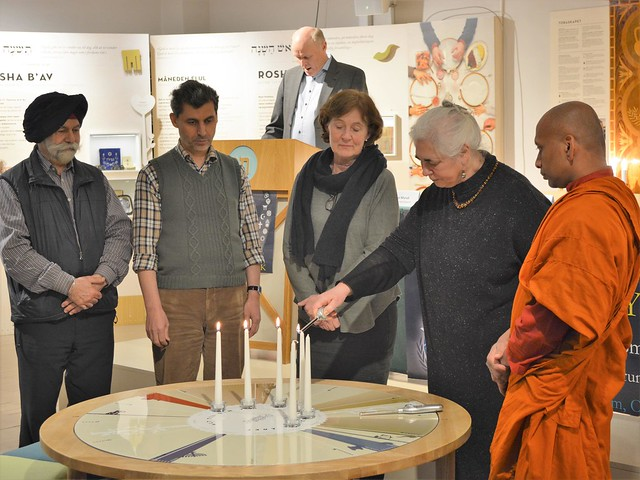 Norway-2018-02-15-World Interfaith Harmony Week Observed in Norway