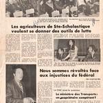 EchoDuNord 6 déc 1972