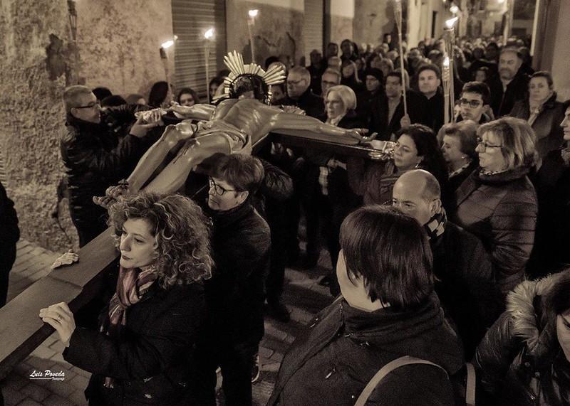 (2018-03-23) - IX Vía Crucis nocturno - Luis Poveda Galiano (13)