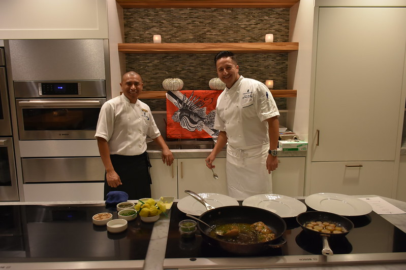 03-27-18  Photos Ritz Cooking Studio Lionfish  50