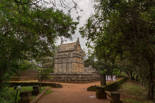 Nalanda Gedige | by seghal1