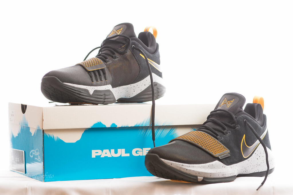 buy online 87d66 ea1ca Nike PG 1 | New heat for the boys feet. | wa2wider | Flickr
