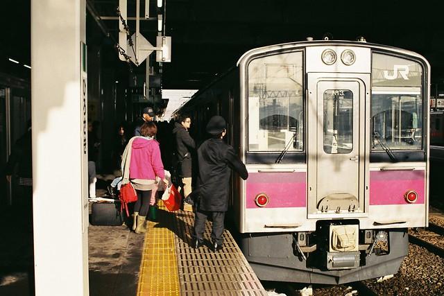 JR O'u Line (type 701)