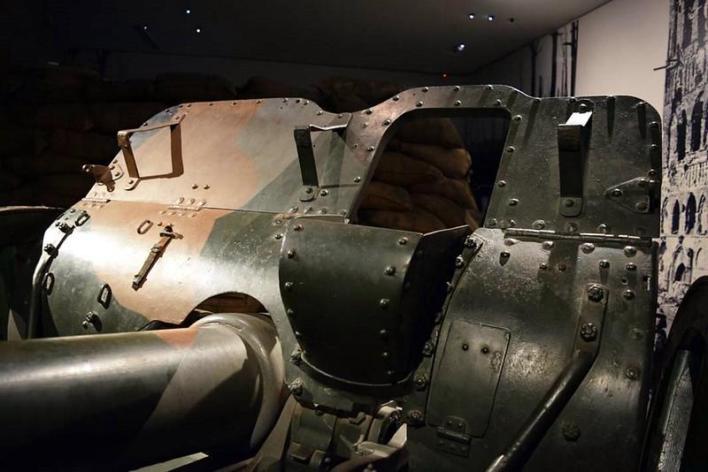 British 4.5 QF Howitzer 3