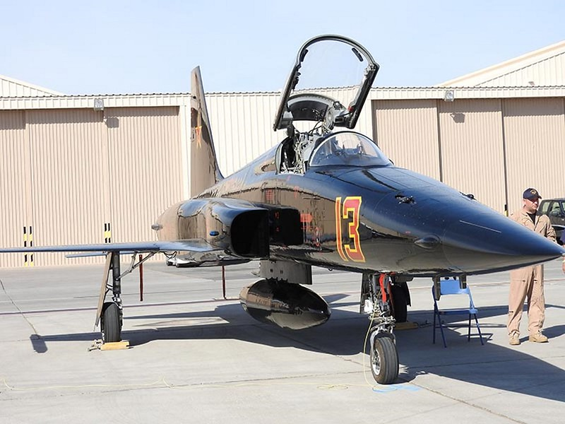 Northrop F-5N Tiger 'Black' 2