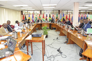 Meeting of Officials, 73rd Special Meeting of COTED (Energy), CARICOM Secretariat, 17 April, 2018   by caricomorg