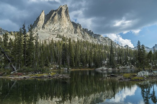 Sawtooth Mountains - To Twin Lakes | by YelmelNoBrainer
