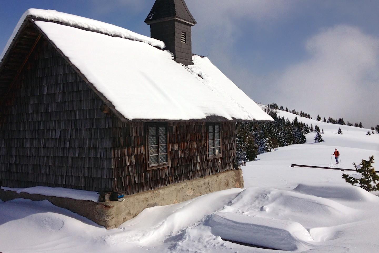Lorettokapelle 1800 m