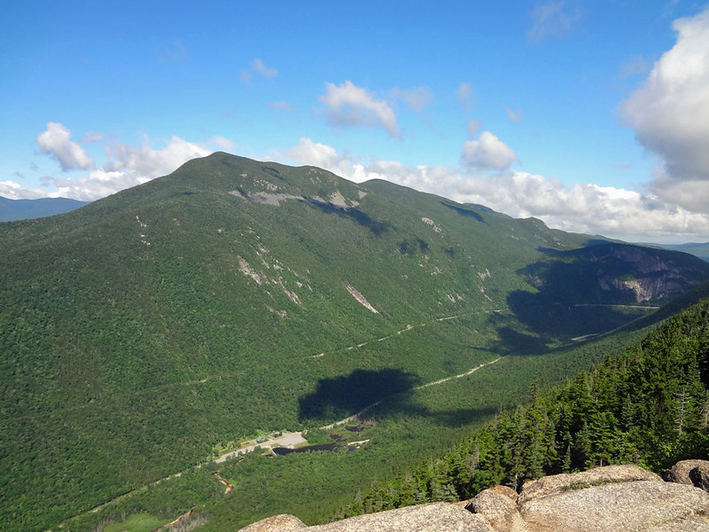 Webster View of Mt. Willard