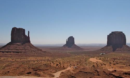 erosion géologie monumentvalley navajoland usa