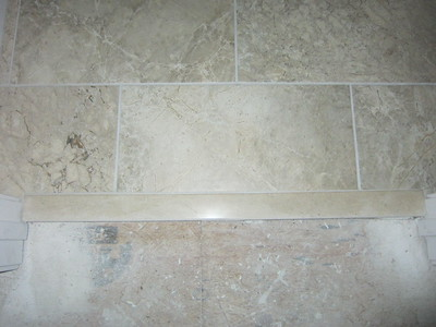 marble floor damage