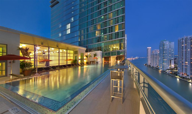 JW Marriott Marquis Miami and Hotel Beaux Arts