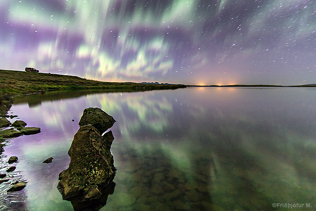 Aurora Reflection